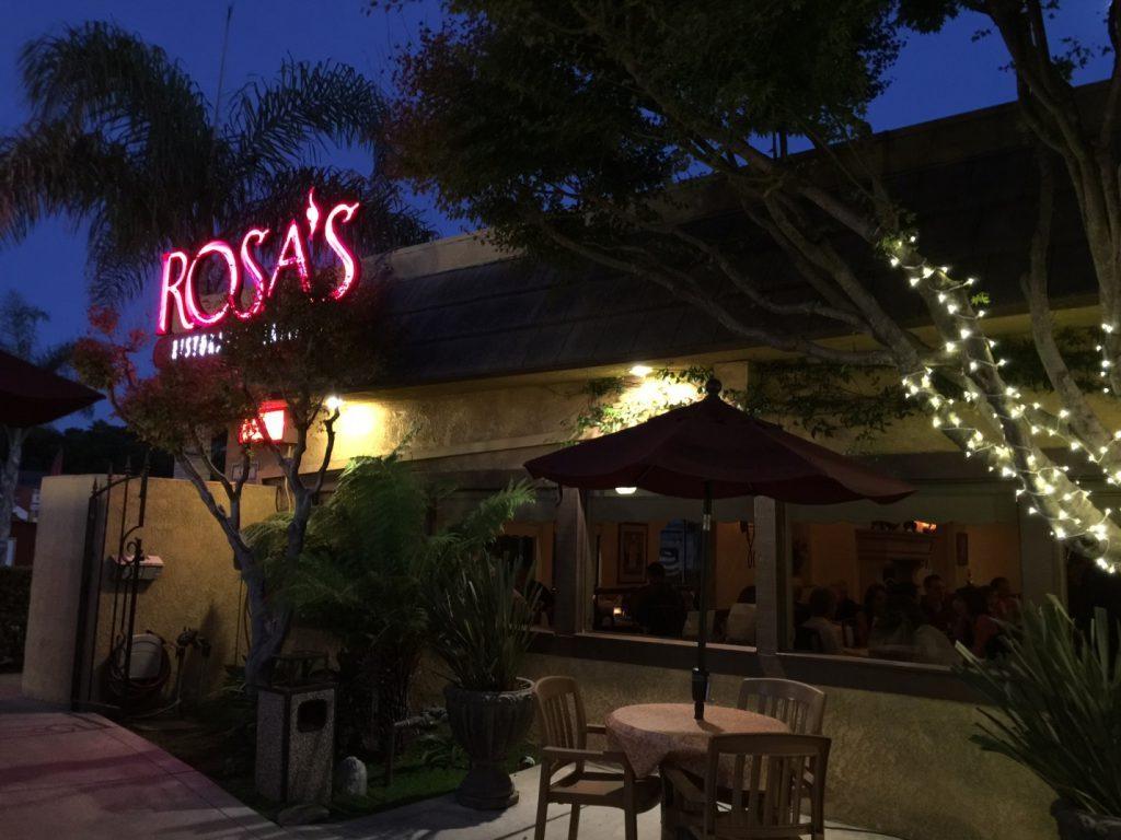Romantic Restaurants Pismo Beach Ca