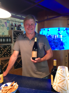 Winemaker Scott Remmendga, Alapay Cellars Avila Beach, CA