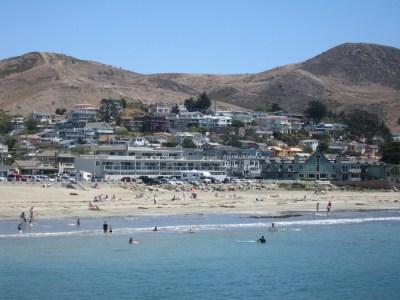 cayucos-beach