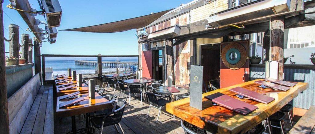 Schooner's Wharf Patio