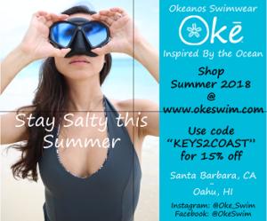 Okeanos swimwear ad