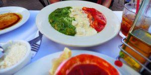 Arnoldis Santa Barbara Restaurant Dishes