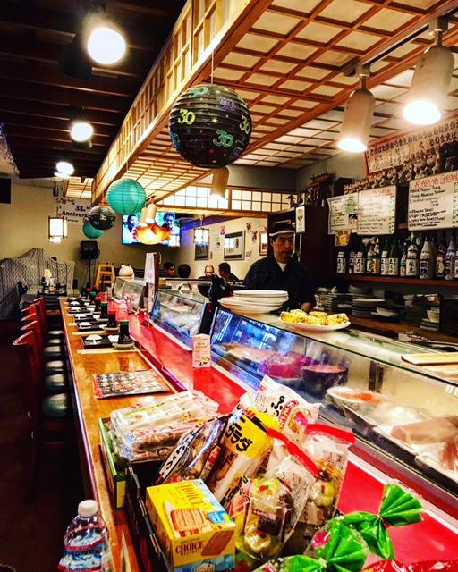 atari ya restaurant counter