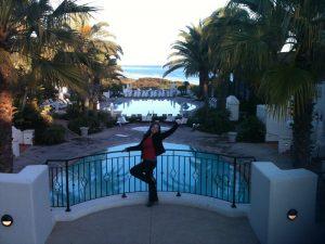 bacara ritz carlton resort in Santa Barbara