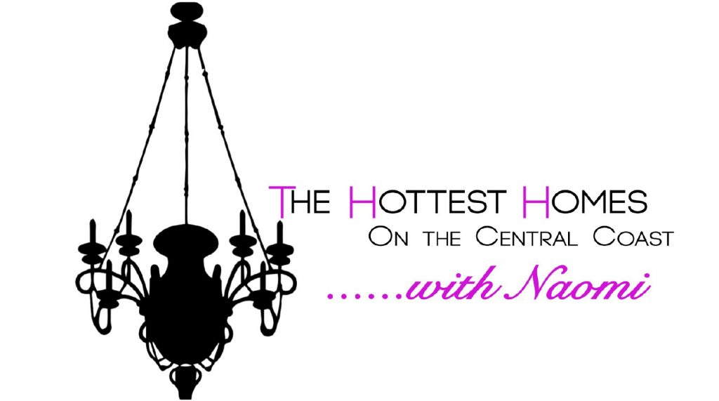 hottest homes on the central coast with naomi
